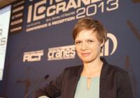 At KHL ITC 2013 conference, Berlin, 4/5 Nov